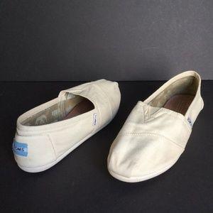 TOMS Women's Classics Flat Shoes Size 9